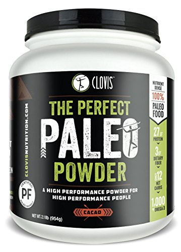 The Perfect Paleo Powder