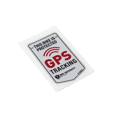Amazon.com: Langersun - 2 pegatinas de advertencia para ...