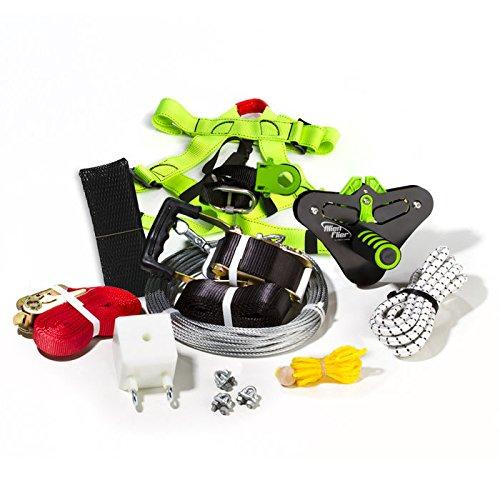 zip line harness kit - 9