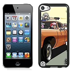 iPod Touch 5th case,Gta Grand Theft Auto San Andreas Car Anime iPod Touch 5th Generation cover