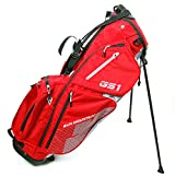 New Sun Mountain GS1 Stand Bag Red / Gray