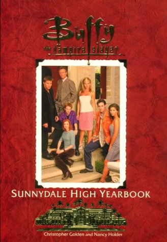 The Sunnydale High Yearbook Buffy The Vampire Slayer - High School Yearbook Game