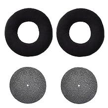 Nbbox Replacement Ear Pads Earpad for Superlux Hd668b Hd669 Hd 668b 669 Hd668 Pro Studio Headphone