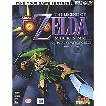 Legend of Zelda: Majora's Mask Official Strategy Guide