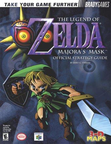 Legend of Zelda: Majora's Mask Official Strategy Guide (The Legend of Zelda Series)