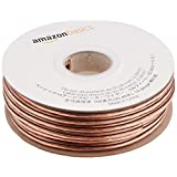 AmazonBasics 14-Gauge Speaker Wire - 100 Feet