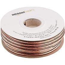 AmazonBasics 14-Gauge Speaker Wire - 100 Feet