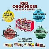 Kraftic Arts & Crafts Supplies Center for Kids