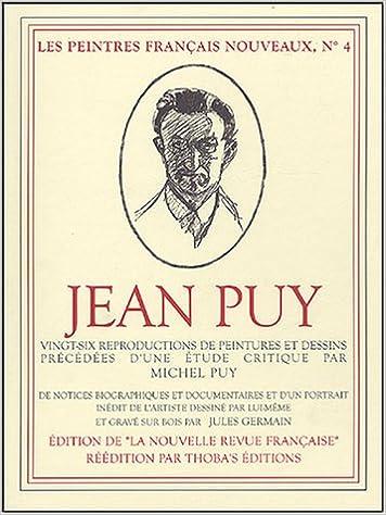 Livres gratuits Jean Puy pdf, epub