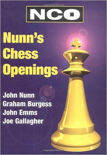 Nunn's Chess Openings - John Nunn, Graham Burgess, John Emms Joe Gallagher 514MQJ%2B3uRL._SX344_BO1,204,203,200_