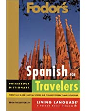 Fodor's Spanish for Travelers (Phrase Book)
