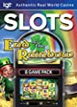 IGT Slots End of the Rainbow 8-Pack: Enjoy Real Vegas Slot Machines on your OWN PC! [Download]