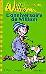 L'anniversaire de William et autres histoires par Crompton