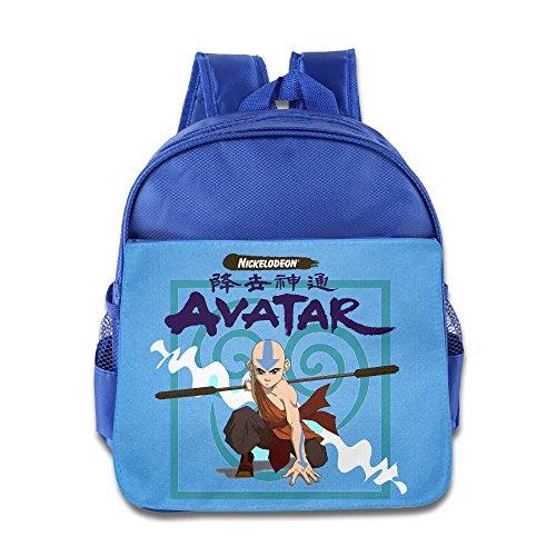 Avatar Cartoon Custom Boys Girls Children School Bags ()