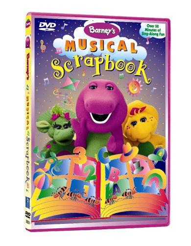 barneys-musical-scrapbook