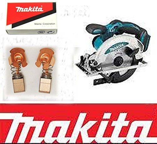 Ecoliteled Makita CB441 Carbon Brushes BHR202Z BKP180 BJR181 BJR181Z BJR182 5620D 5621D - Makita Motor