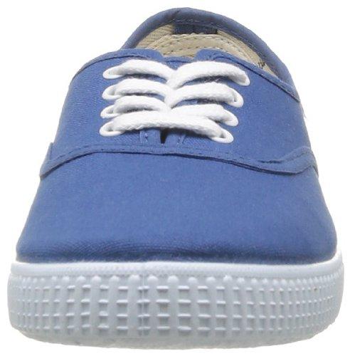 Blu Victoria Bleu Inglesa Adulto Lona Oceano Unisex Sneaker wfr6BfxqX
