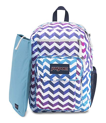 Shadow Sports (JanSport Digital Student Laptop Backpack, Shadow Chevron)