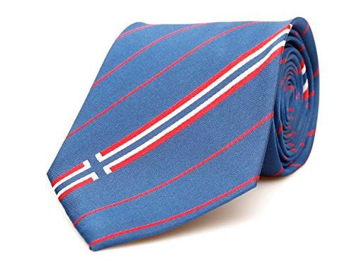 Mens Accessories Silk - Norway Tie (3.25