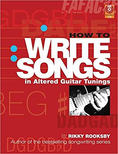 Download How to Write Songs in Altered Guitar Tunings PDF, azw (Kindle), ePub