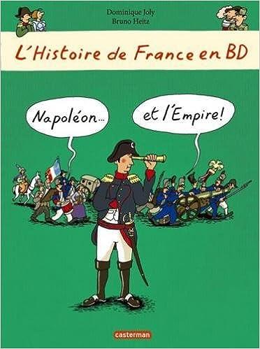 Amazon Fr L Histoire De France En Bd Tome 9 Napoleon