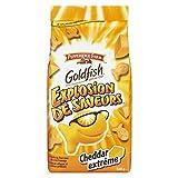 Pepperidge Farm Goldfish Flavour Blasted Extreme Cheddar, 180 gm