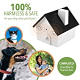 Cedar Gorge Ultrasonic Outdoor Bark Controller Anti-barking Devices Sonic Bark Deterrent No Harm To Dogs or other Pets