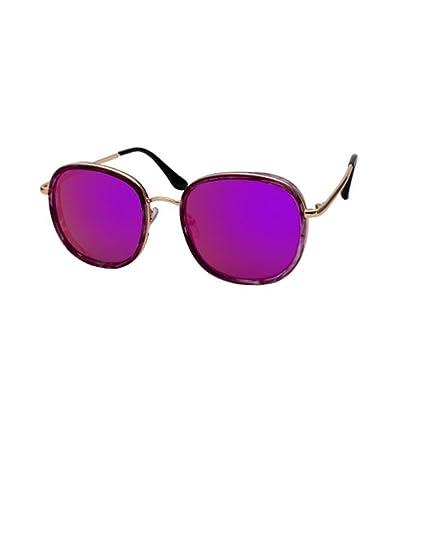 las gafas de sol grandes de la caja reflectantes gafas de ...