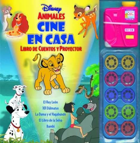 Cine en casa: Animales: Disney Animal Friends, Spanish ...