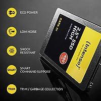 Intenso 240GB SSD Serial ATA III - Disco Duro sólido (240 GB ...