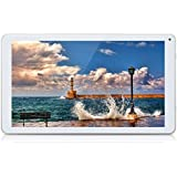 Octa Core Tablet 10.1 Google Android 5.1 Full HD Display 1.8gHz 1GB RAM, 16GB ROM , Dual Cameras,Wifi Bluetooth Mini HDMI,GMS Certified with One Year Warranty,iRULU eXpro 2Plus -X20,White