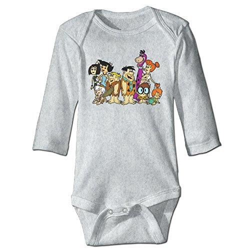PTCY The Flintstones Animation For 6-24 Months Newborn