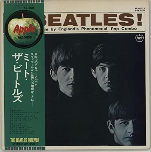 The Beatles - Meet The Beatles - Beatles Forever Obi - Zortam Music