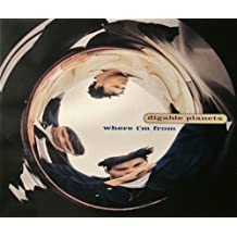 Where I'm from [Single-CD]