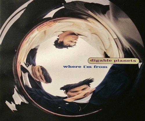 Digable Planets - Where I