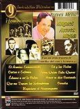 MIGUEL ACEVES MEJIA [9 PELICULAS] EL ASESINO ENMASCARADO & TU Y LAS NUBES & CARTAS A EUFEMIA & VIVA QUIEN SABE QUERER & ECHAME A MI LA CULPA & AMOR SE DICE CANTANDO & QUE ME TOQUEN LAS GOLONDRINAS & CAMELIA & ROGACIANO EL HUAPANGUERO.