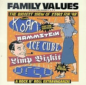 Korn Ice Cube Tour