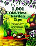 1001 Old-Time Garden Tips, Yepsen Yepsen, 0875967663