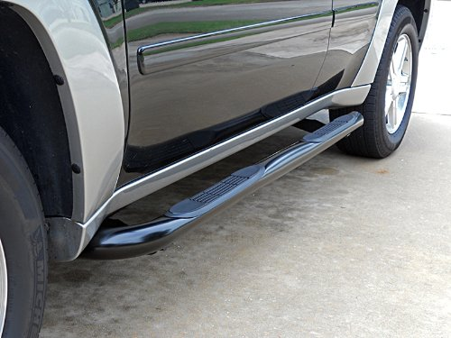 06 trailblazer running boards - 9