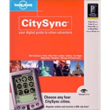 Lonely Planet CitySync