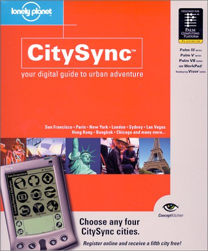 Lonely Planet CitySync - Palm Outlet Springs Store
