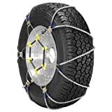 Security Chain Company ZT835 Super Z Heavy Duty Truck Single Tire Traction Chain - Set of 2