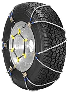 Security Chain Company ZT887 Super Z Heavy Duty Truck Single Tire Traction Chain - Set of 2