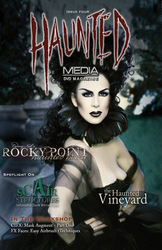 Haunted Media, Issue Four