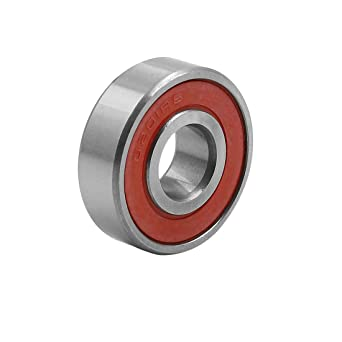 6201RS 12x32x10mm 6201-2RS 32x12x10mm ball bearing