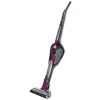 Black Decker HSVJ520JMBF27 Upright Vacuum Cleaner