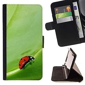 Momo Phone Case / Flip Funda de Cuero Case Cover - Planta Naturaleza Forrest Flor 104 - LG Nexus 5 D820 D821
