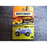 Matchbox Chevy Van Collector # 26(1994) by Fast Lane