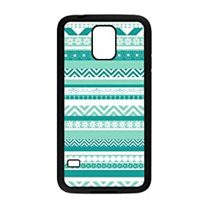 Samsung Galaxy S5 Cell Phone Case Black Anchor Pattern NIK Clear Phone Cases Plastic