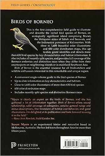 Wild Borneo The Wildlife and Scenery of Sabah Sarawak Brunei and Kalimantan MIT Press